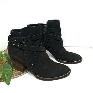 Sam Edelman Merton Black Booties Size 7.5